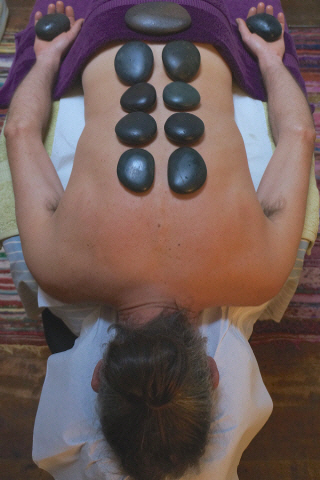 Hot Stones Massage, UTLT, Cellefrouin, Charente