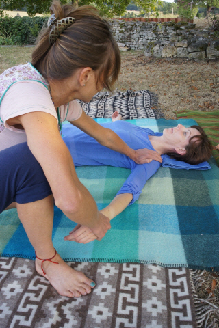 Holistic Shiatsu Massages UTLT, Cellefrouin, Charente
